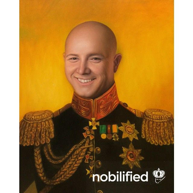 Pavel V. Golenishchev Kutuzov -  Original painting by George Dawe  Commission your own at nobilified.com for just 99$!