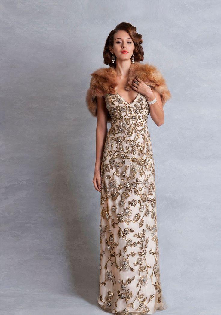 Платье в стиле «Великий Гэтсби» (48 фото): вечернее, для вечеринки