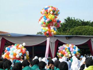 PUSAT BALON GAS: Jual Balon Gas Untuk Pelepasan di Tangerang 08170184883