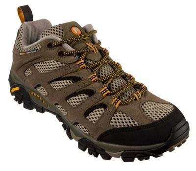 Merrell Moab Ventilator Hiking Shoes for Men - 10.5 M