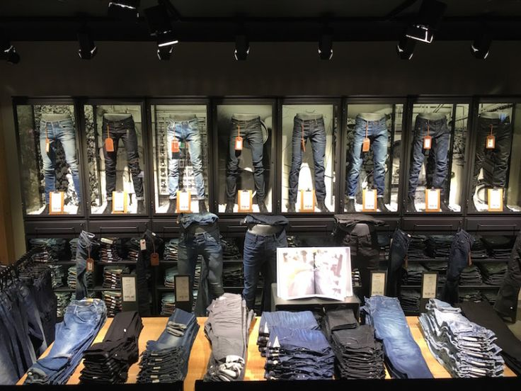Jack & Jones: Pacific Centre Flagship Opens in Vancouver, BC in the CF Pacific Centre Mall.