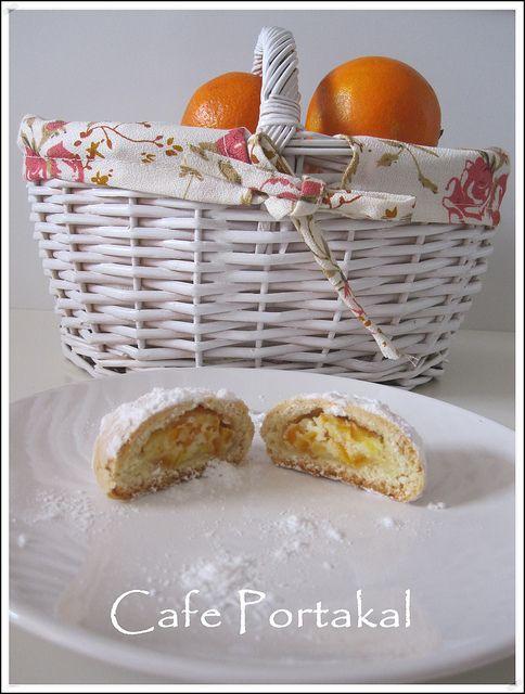 CAFE PORTAKAL: Portakallı Lorlu Kurabiye