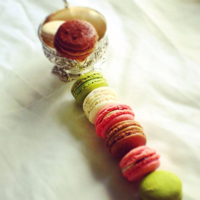 Macarons style