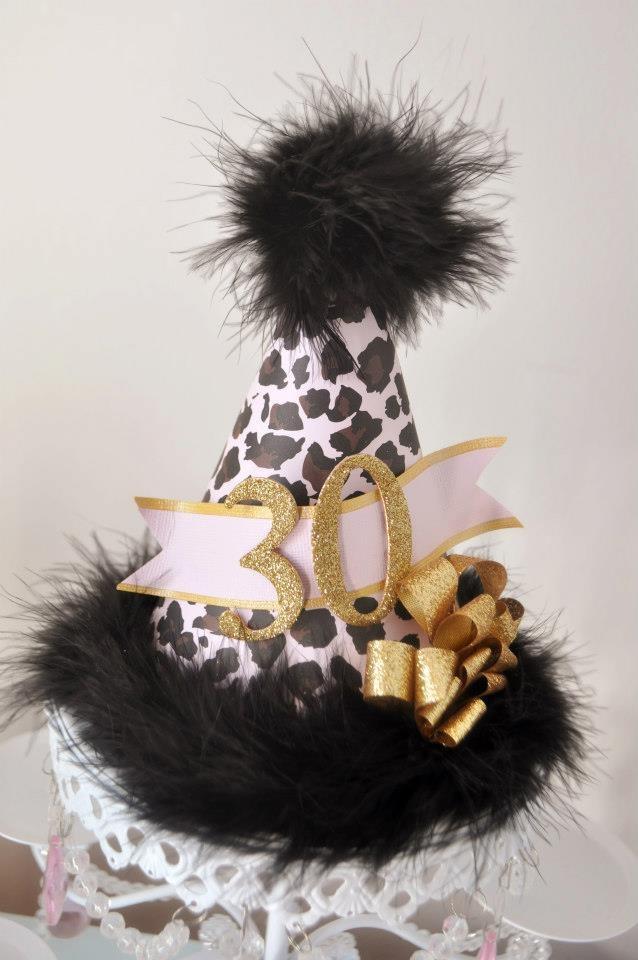 30th Birthday Hat Facebook Propshopboutique