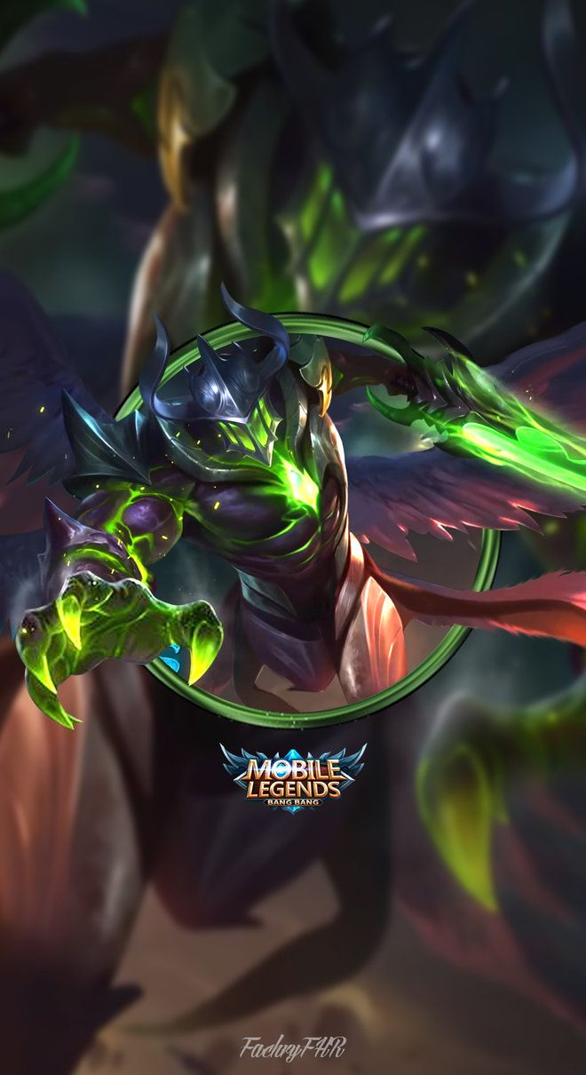 Wallpaper Phone Argus Nightstalker By Fachrifhr Deviantart Com On