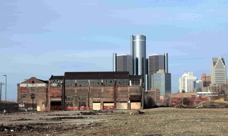The Renaissance Center: Henry Ford II's grand design to revive Detroit – a history of cities in 50 buildings, day 42