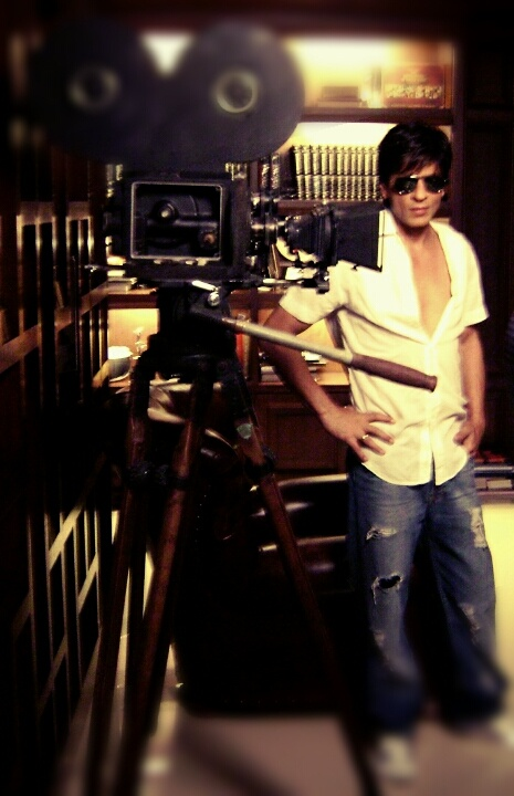 Shah Rukh Khan.  I wonder if he will ever direct?  It seems like a control freak like he is would want to do that someday.