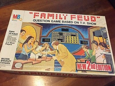 The 25+ best Family feud board game ideas on Pinterest Family - family feud power point template