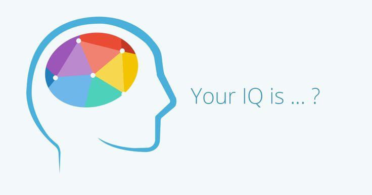What is your IQ? Take the test now to find out and see how you compare to your friends. 132