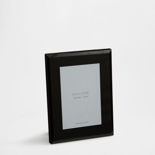 Imagem de produto Moldura vidro preta