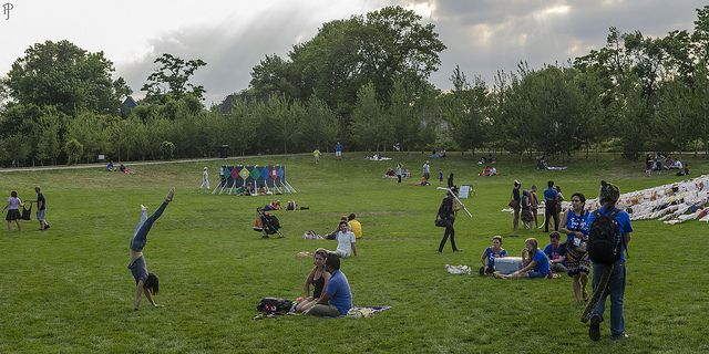 The 9 best places to enjoy the outdoors in Chicago..