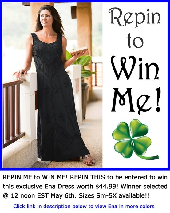 Shop Ena Renaissance Sun Dress in Sm-5X: http://holyclothing.com/index.php/ena-empire-waist-satin-lace-renaissance-gothic-sun-dress.html $44.99 Repin to Win! Winner selected @ 12 Noon EST May 6th.