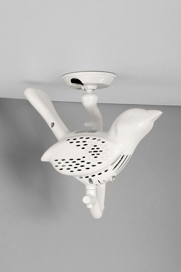 Chick-A-Dee Smoke Detector  #UrbanOutfitters