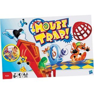 Buy Mousetrap Board Game from Hasbro Gaming at Argos.co.uk - Your Online Shop for Limited stock Toys and games, Games and puzzles, Games and board games.