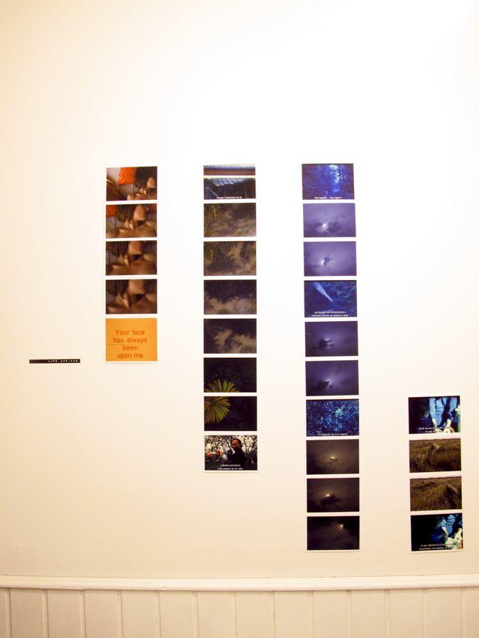 "Lupe Aneiros :: en ""Atlas"". Exposición colectiva. Pivot Ferrol. --> Pivot School. En Estudio Abierto (Ferrol). 31 de Mayo - 15 de Junio. @Pivot + info: www.pivot.es/... :: Autoras: Eva Abuín, Lupe Aneiros, Rocío Brage, Suqui Castro, Carolina Martinez, Alicia Seoane, Gore Vazquez y Lupe Vazquez."