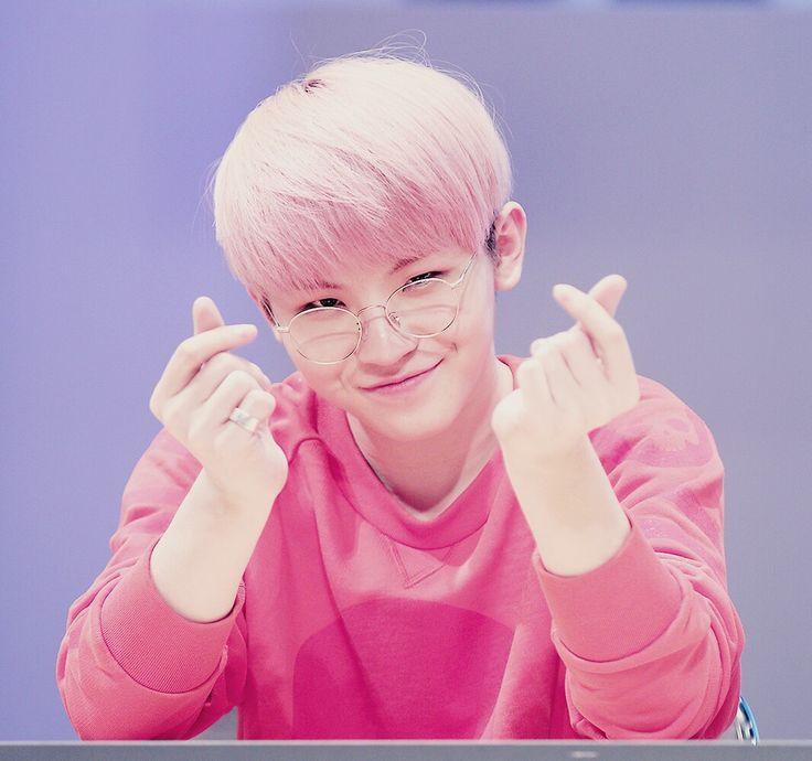 Woozi - seventeen (Kpop) Weheartit