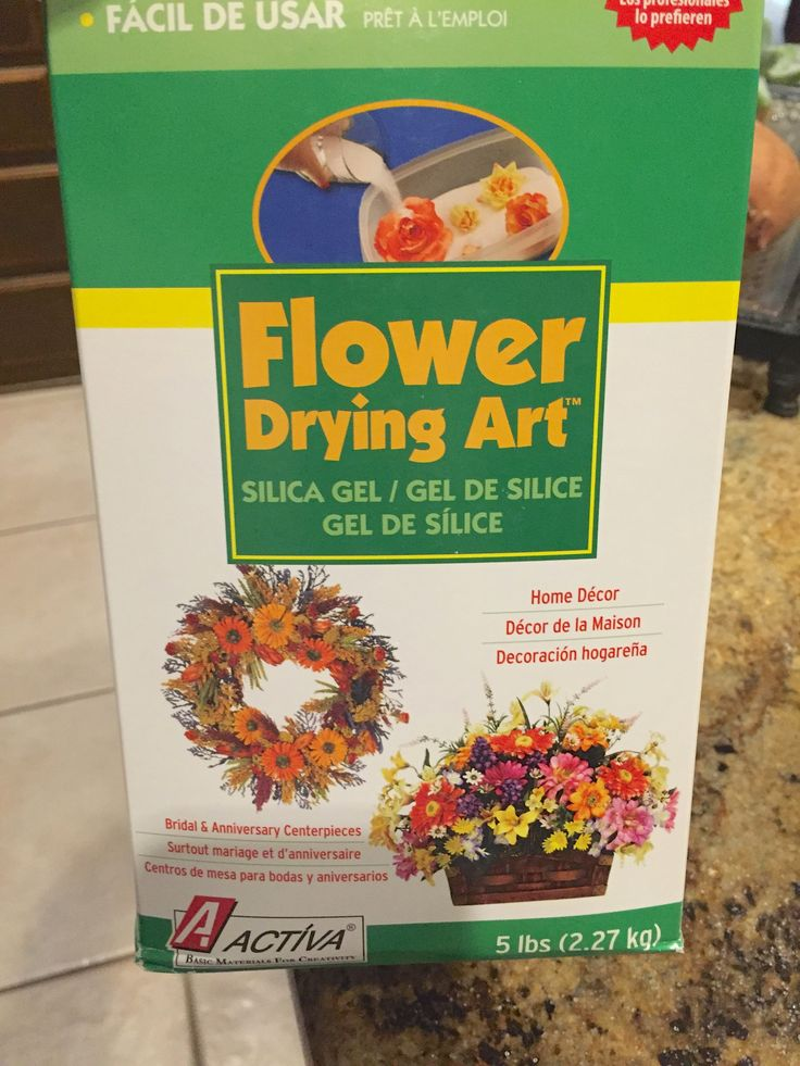 Drying Bridal Bouquet Silica Gel : Best images about diy flowers on flower
