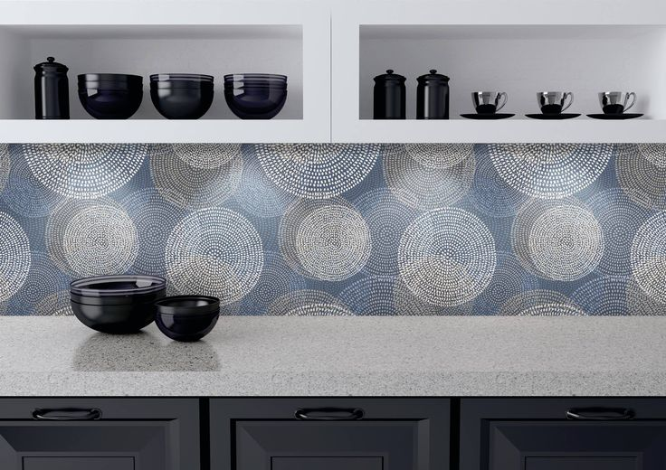 Akril Select splashbacks for kitchen design #cropcircles #kitchendecor #homedecor #renovation #interiordesign #interiordecorating #australianmade #australia