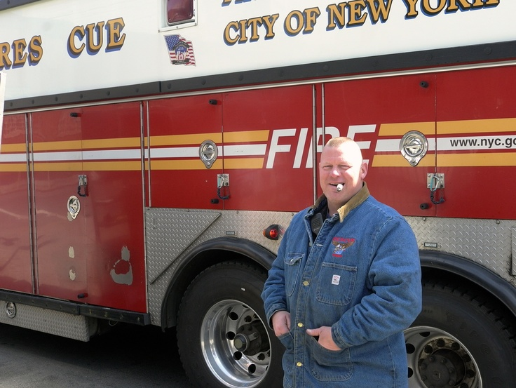Like this guy from NYC F.D.