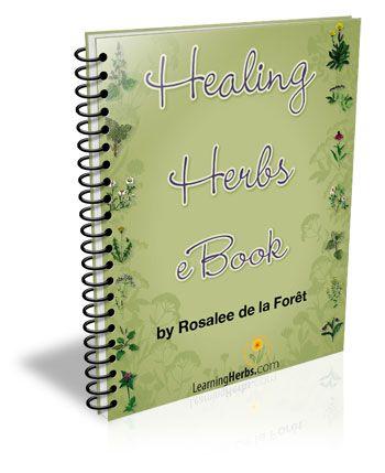 Healing Herbs eBook ~ Free Download!
