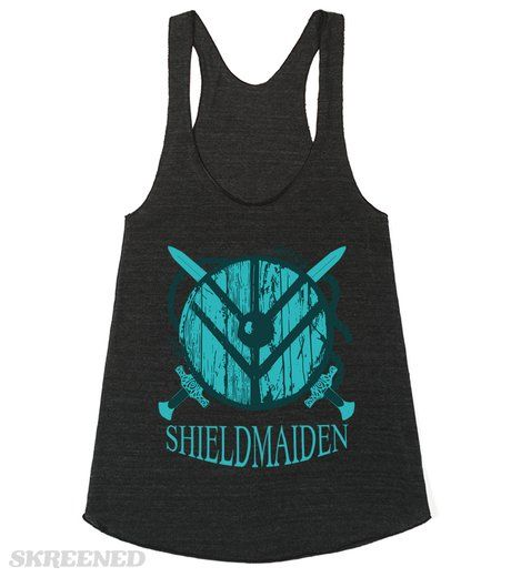SHIELDMAIDEN (lagertha shield) #Skreened