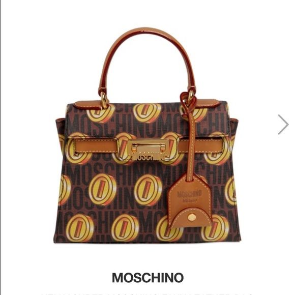 Moschino Super Mario collection ISO Moschino Super Mario collection any one of these 3 pieces. I know they are still in stock on Nordstrom.com but I'm looking for a better price. I love this collection it brings 2 of my very different favorite things together ! Moschino Bags Shoulder Bags