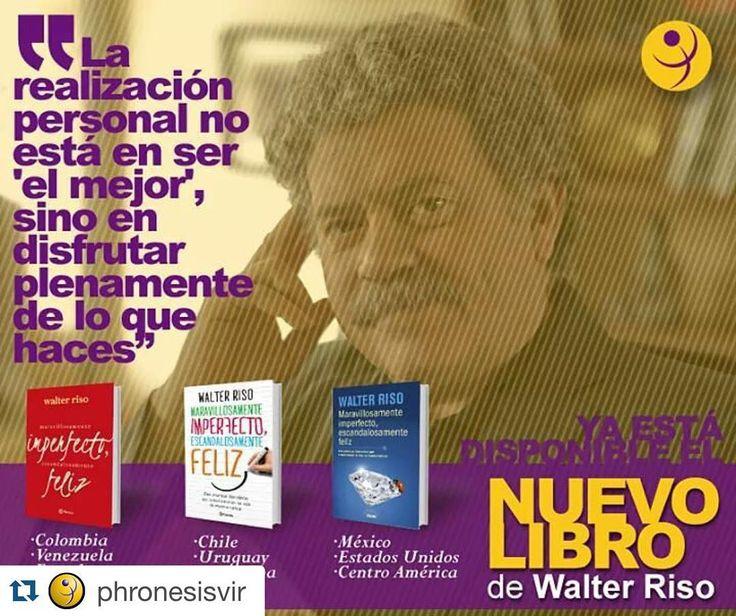 """""""#Repost @phronesisvir with @repostapp. ・・・ Descubre el poder de la imperfección.  #imperfecto #autorealización #autoaceptación #libro #nuevo #new #book…"""""""