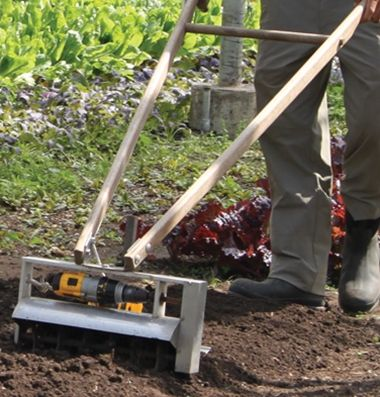 Tilther http://egardeningtools.com/product-category/gardening-tools/manual-weeders/