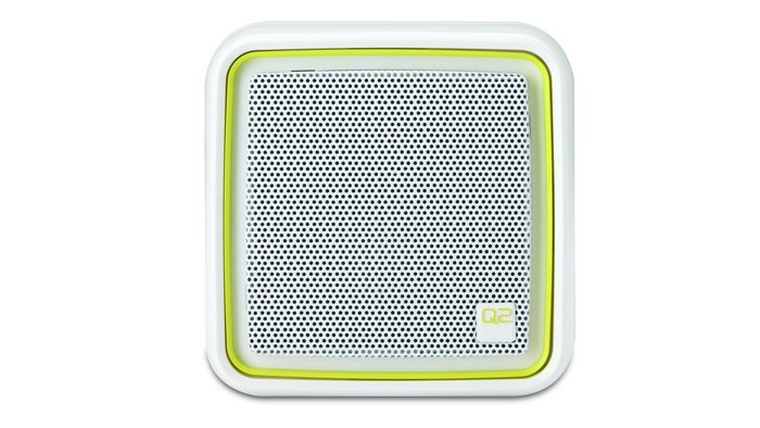 Q2 Wi-Fi Radio Cube. I can't get enough of cute portable radios.. this one's wifi!