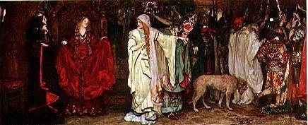 Edwin Austin Abbey, King Lear (1898)