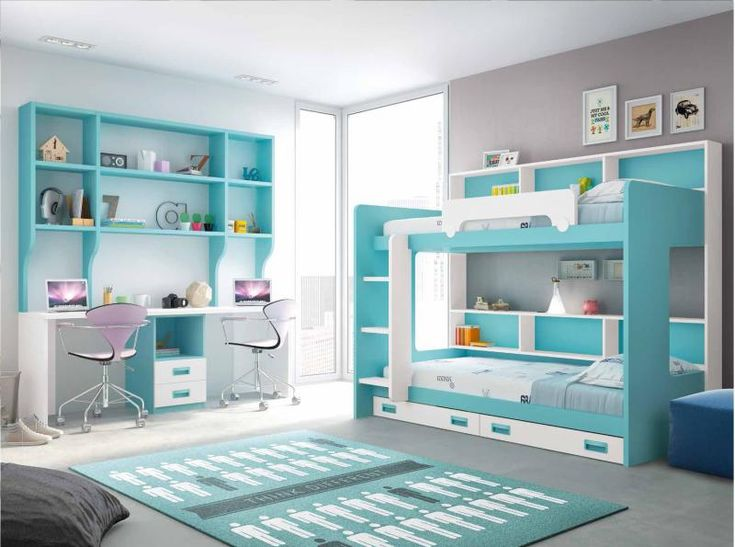 Dormitorio Juvenil F261