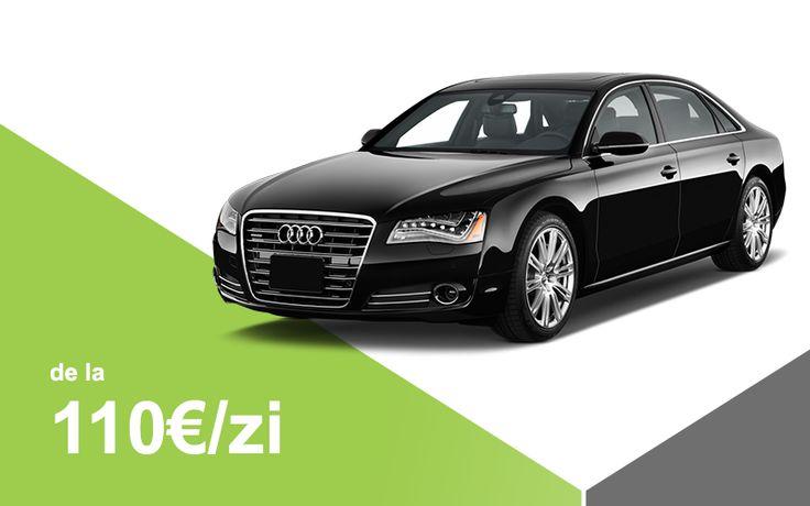 Inchiriere Audi A8 sau similar Clasa Luxury  Masini similare clasa Luxury: Mercedes S-Klasse, BMW Serie 7  (+4) 0726.723.723 office@emerald-auto.ro  Detalii aici: http://www.emerald-auto.ro/masini-de-inchiriat_doc_26_luxury_pg_0.htm  Toata gama de masini de inchiriat din flota, o gasiti aici: http://www.emerald-auto.ro/ctg_3_masini-de-inchiriat_pg_0.htm  #rentacar #bucuresti #romania #inchirieriauto