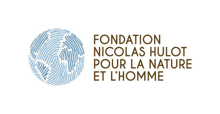 Le nouveau logo de la Fondation Nicolas Hulot