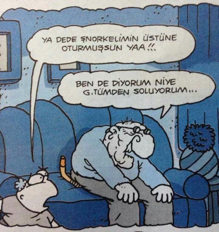 Şnorkel :)