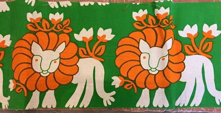 Lejontyg okänd
