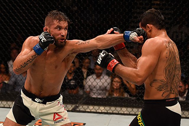 Jeremy Stephens vs. Renato Moicano na UFC on FOX 24  |  FIGHT24.PL - MMA i K-1, UFC