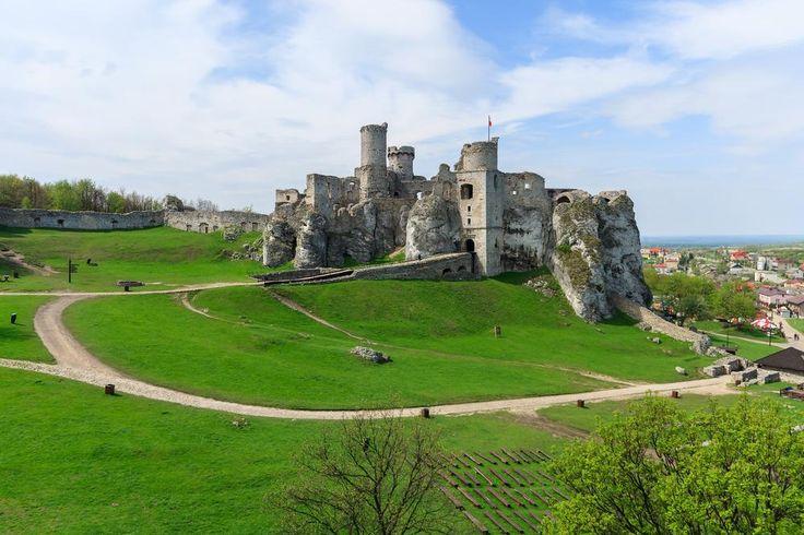 Zamki w Polsce: zamek Ogrodzieniec
