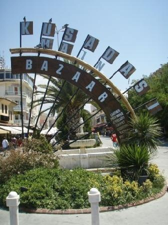 Kusadasi, Turkey: center