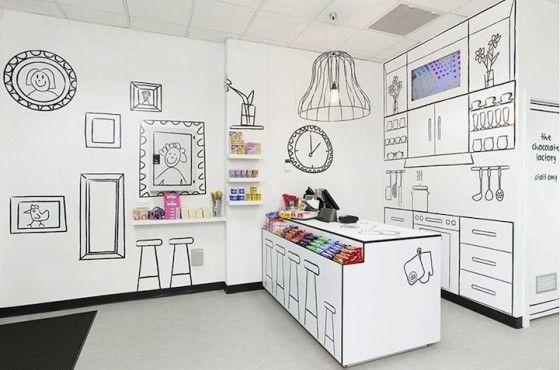 creative shop design - Google-søgning