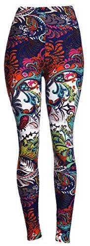Chromatic Printed Leggings