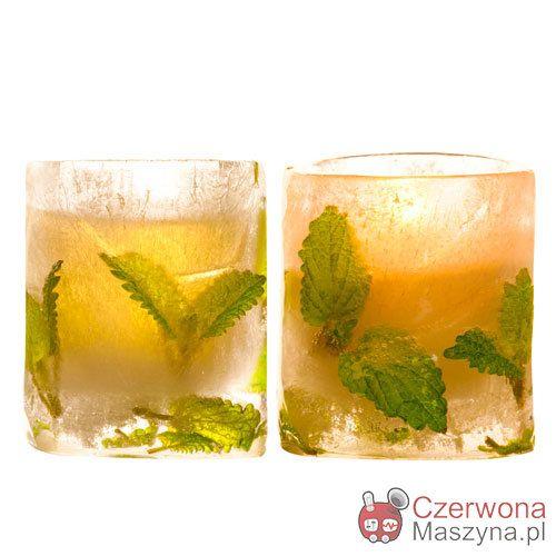 Foremka na 4 lodowe kieliszki Sagaform Bar - CzerwonaMaszyna.pl