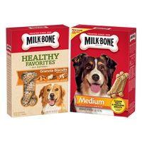 Safeway Catalina Deal: Milk-Bone Dog Snacks, Save Up To $3.00 OYNO (Expires: 9/8/2013)