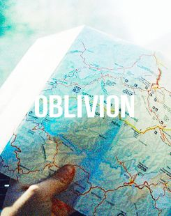 oblivion by bastille meaning