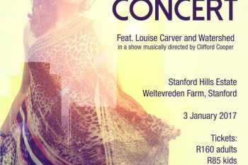 Louise Carver and Watershed - http://ilovehermanus.co.za/event/louise-carver-and-watershed/