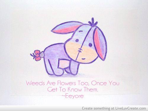 Cute Eeyore Quotes
