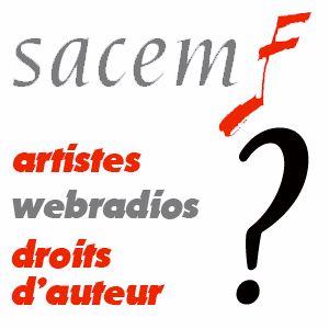 Sacem et webradios, où en est-on ? via La Grosse Radio