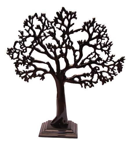 New The Medium Tree of life, Black finish, art, jewellery stand, great gift idea