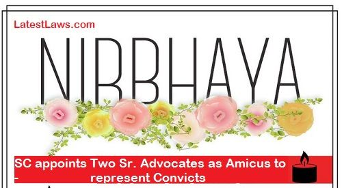 Nirbhaya Case: SC overrules Defense Lawyer's objection to appointment of Amicus Curiae