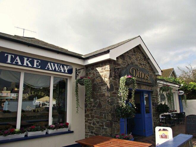 Ireland,Kinsale- Dino's restaurant
