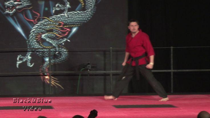 Jacob Ellis CMX Kata 2017 Diamond Nationals Karate Tournament